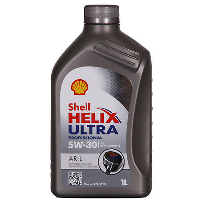 Shell Helix Ultra Professional AR-L 5W-30  1 Litres Boîte