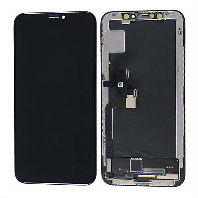 LCD DISPLAY TOUCH SCREEN REPLACEMENT DIGITIZER ASSEMBLY FOR iPHONE X 10 OLED