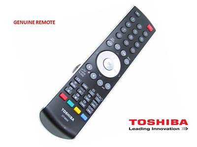 Genuine Remote Control For Toshiba Tv Ct-90283 32Av500A 37Av500A3 42Av500A