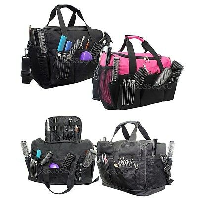 Kassaki LARGE Professional Hairdressing SESSION BAG / Beauty Equipment Tool Case