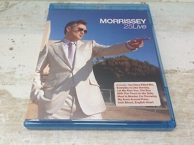 Morrissey 25 Live [Blu-ray] [2013]  The Smiths