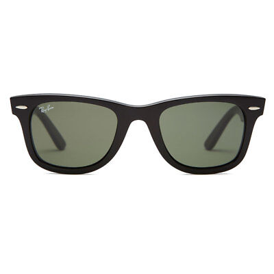 d647fc95f5 Ray-Ban RB2140 901 Original Wayfarer Classic Sunglasses Black Green Classic  54mm