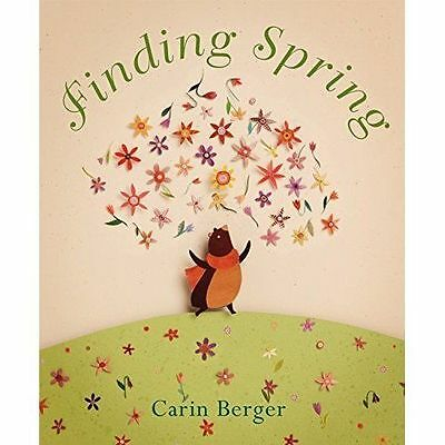 Finding Spring by Carin Berger (Hardback, 2015)