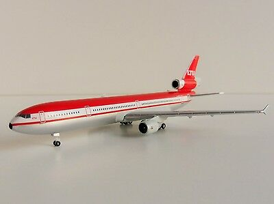 LTU MD-11 McDonnell Douglas 1/500 Herpa 529723 Yesterday Limited D-AERB