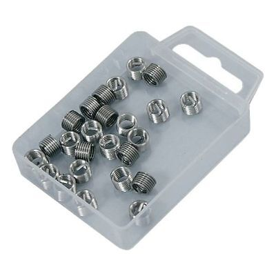 CT3059 25PC Helicoil Type Thread Repair Inserts M6 x 1.0mm In Storage Box New