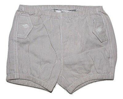 Bebe By Minihaha Baby Girl Boy Shorts - Sand Stripe Size 000 00 0
