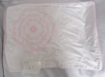 Pottery Barn Baby Veronica Decorative Sham 12 X 16 Pink NWT NLA