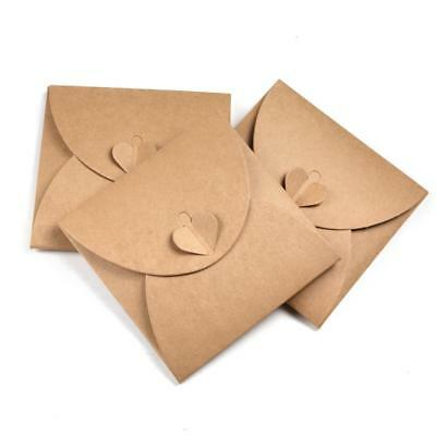 10 Pcs Blank CD Paper Cardboard CD Paper Storage Holder Covers CD Packaging