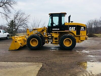 Cat 924Gz wheel loader