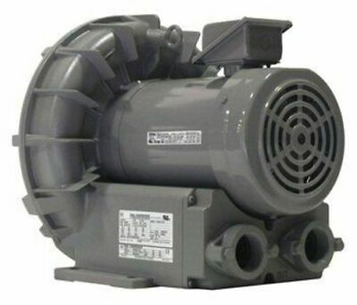 Fuji Electric VFZ501A-7W - 2.90 Regenerative Blower 3 Phase