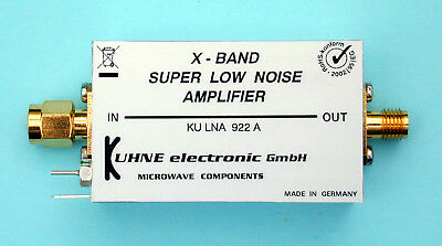 KU LNA 922 A, Super Low Noise Amplifier 9190 ... 9210 MHz Vorverstärker