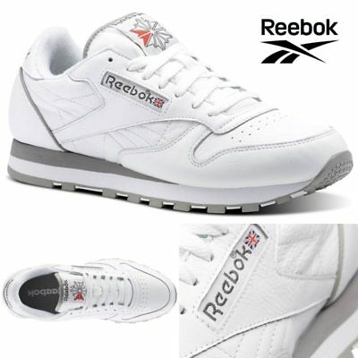 e1005acd398 REEBOK CLASSIC LEATHER Archive Casual Sneakers Shoes CM9670 SZ4-13 ...