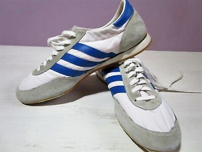 PUMA TENNIS SUPER STAR Sneakers True Vintage Scarpe Da Ginnastica UK 45 Made west Germany