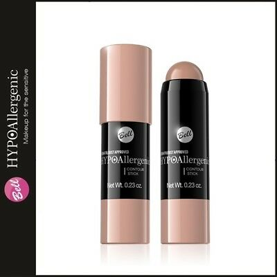 Bell Hypoallergenic Contour Stick Long-Lasting Bronzer MODELLING Stick