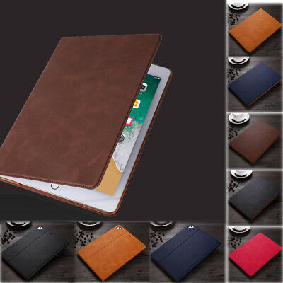 PU Leather Case Smart Stand Cover for iPad 9.7 2017/2018 Mini 1 2 3 4 Pro 10.5