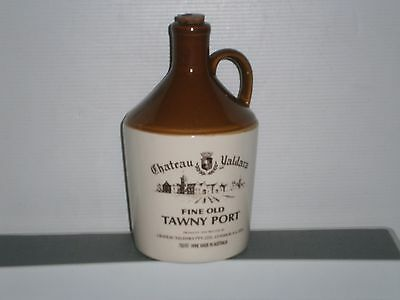 CJ5 Collectable  Chateau Yaldara  Tawny Port Stoneware Jug / Jar