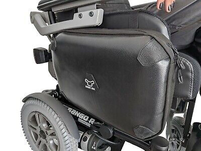 Side Bag from Handy Bag for Electric Wheelchairs (Blue)