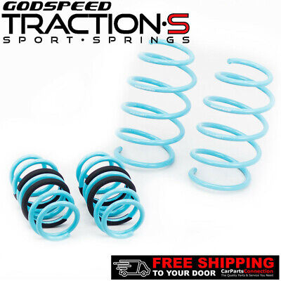 Godspeed Project Traction-S Lowering Springs Scion tC 2011-16 AGT20