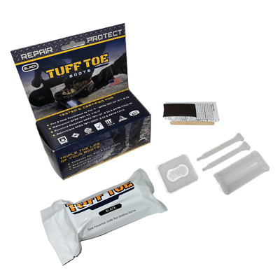 TUFF TOE Original Formula Work Boot Toe Protection & Repair