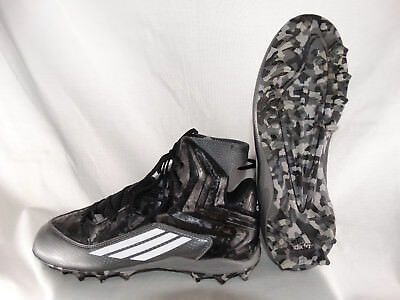 adidas Filthyquick 2.0 Mid Football Cleats S83835 schwarz-grau EU 43 1/3 UK 9