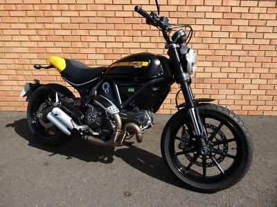 Ducati Scrambler Full Throttle  - One Owner From New