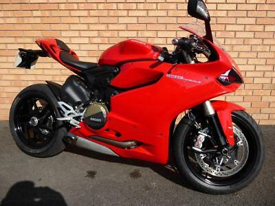 Ducati 1199 Panigale Abs  - One Previous Owner- Low Mileage