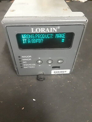 Lorain LXC300 / Emerson power supply