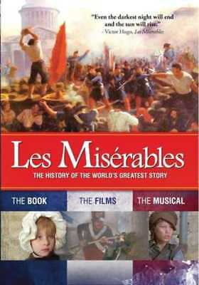 Les Miserables: The History of the World's Greatest Story NEW DVD