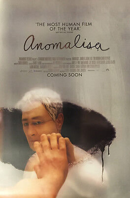 ANOMALISA MOVIE POSTER 2 Sided ORIGINAL Advance 27x40 DAVID THEWLIS