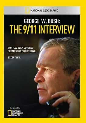 National Geographic: George W. Bush: The 9/11 Interview NEW DVD