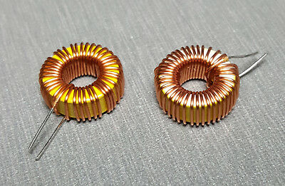 56uh 3A High Frequency Inductor / Choke Pack of 2