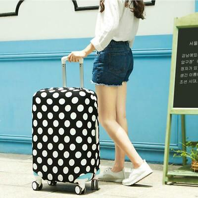 Travel Luggage Bag Protective Suitcases Elastic Dustproof Cover For 18-30 Inch