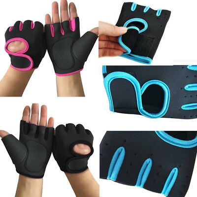 Fitness Workout Gloves Women Men Weight Lifting Gym Sport Exercise Training New