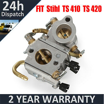 Carburetor Carburettor Carb Assembly For Stihl TS410 TS420 Cut Off Saw Sawing
