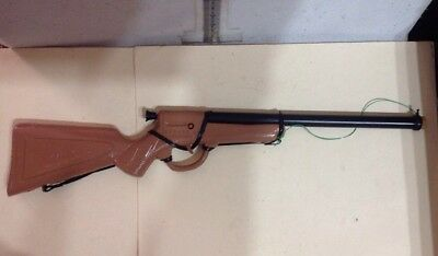 rifle chester m y s ,vintage,made in spain,rifle plastico mys.70's,80's,new