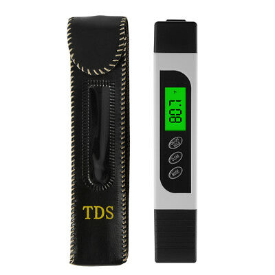 Portable TDS EC Meter Water Quality Purity Tester Digital PPM Pen Stick BI813