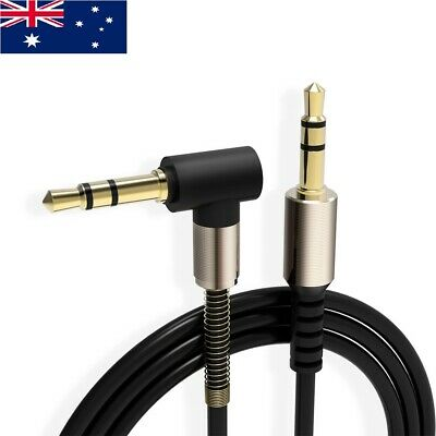 AUX Cable 3.5mm Stereo Audio Input Extension Male to Male Auxiliary High Quality