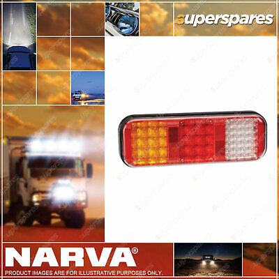 Narva Led Rear Stop Tail Direction Indicator And Reverse Lamp 9-33 Volt 94210
