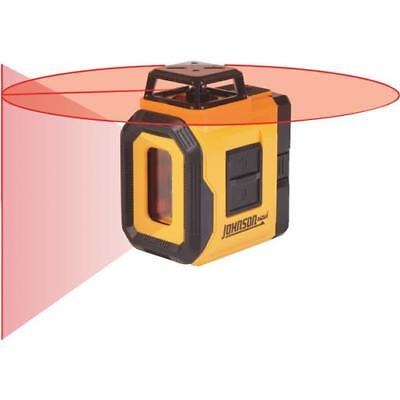Johnson Level 360 Degree Line Laser 40-6606 Unit: EACH