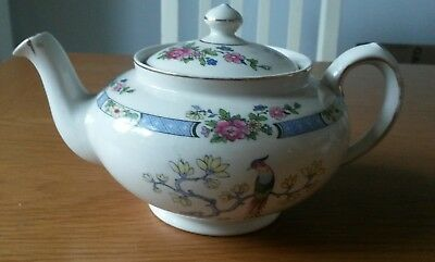 Antique / Vintage Nord Nelson Ware Teapot TSING 622626 Made in England