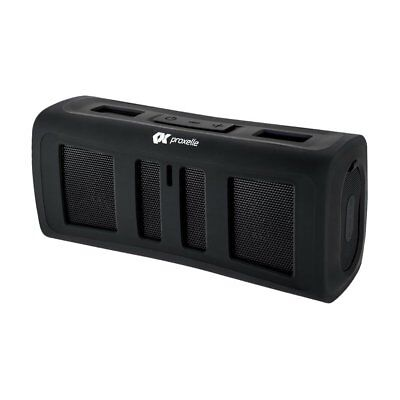 Proxelle Surge Blast Rugged Waterproof Wireless Bluetooth Speaker IP67 Black