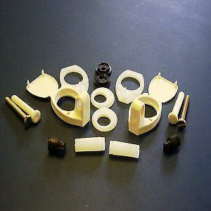 Ideal Standard S972720 Armitage Shanks Seat and Cover Hinge Set