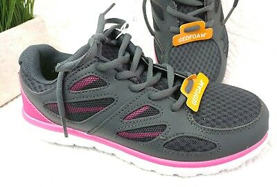 2b8242282 NEW - CHAMPION - Women s Geo Foam Athletic shoes - Gray Pink - Size ...