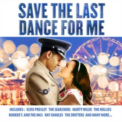 Save The Last Dance For Me CD *NEW & SEALED*