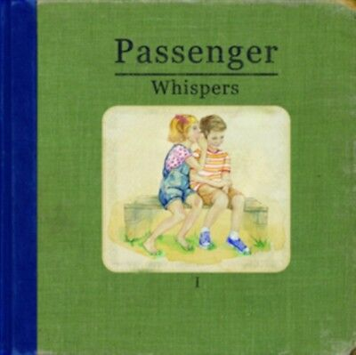 Passenger - Whispers CD *NEW & SEALED* FAST UK DISPATCH!