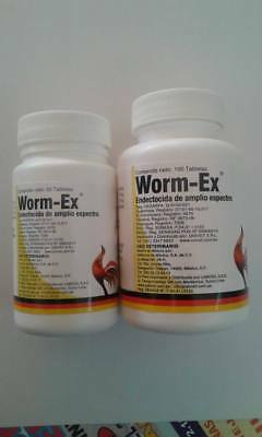 WORM-EX - 100 tablets
