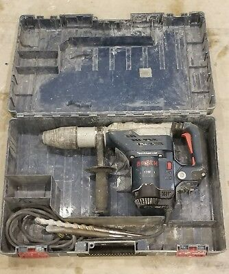 Bosch 11264evs 13 Amp Corded 1-5/8 in. SDS-Max Variable Speed Rotary Hammer Dril