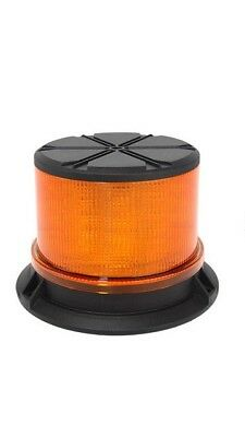 Amber Yellow Orange Led Beacon Light Flashing Rotating Strobe Britax Narva Ecco