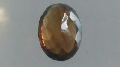 CHRYSOBERYLL FACETTIERT, 9,5x6,8mm oval, 2,25ct.
