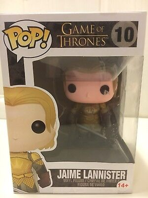 Game of Thrones Jamie Funko Pop
